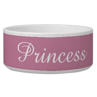Princesa Dog Bowl Comedero Para Mascota