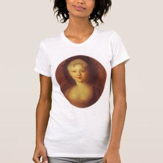 Princesa Elizabeth, emperatriz futura de Ivan Niki Camisetas