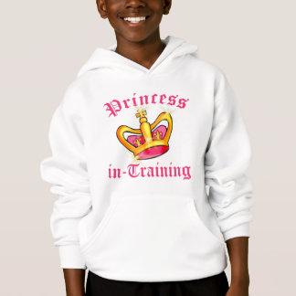 Princesa en camisetas y regalos del entrenamiento