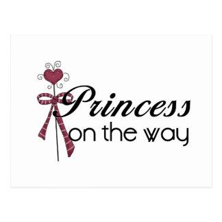 Princesa en la manera - modificada para requisitos postal