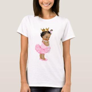 Princesa étnica Baby Camiseta
