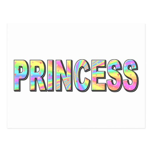 Princesa Gift Postal