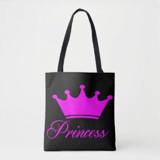 Princesa la bolsa de asas