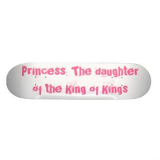 Princesa: La hija del rey de reyes Monopatín 21,1 Cm