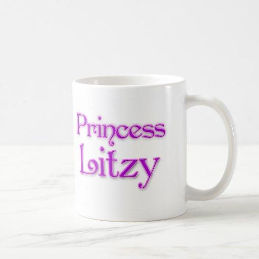 Princesa Litzy Taza De Café