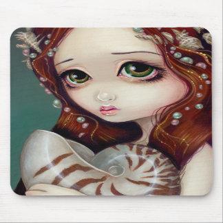 Princesa Mousepad del nautilus Alfombrilla De Ratón