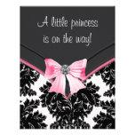 Princesa negra fiesta de bienvenida al bebé del ro anuncios personalizados