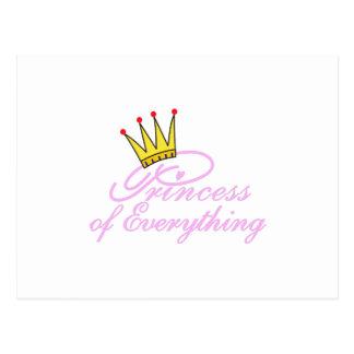 Princesa Of Everything Postal