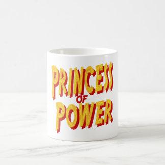 Princesa Of Poder Morphing Mug Taza Mágica