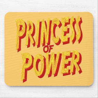 Princesa Of Poder-Mousepad Alfombrilla De Ratón