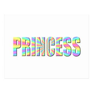 Princesa Postales