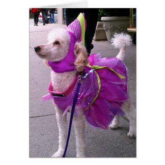 Princesa Puppy Tarjeta De Felicitación