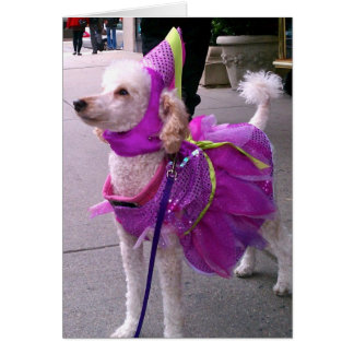 Princesa Puppy Tarjeta Pequeña