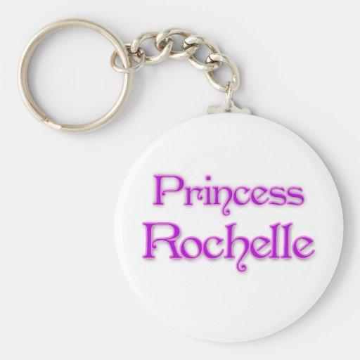 Princesa Rochelle Llavero Personalizado