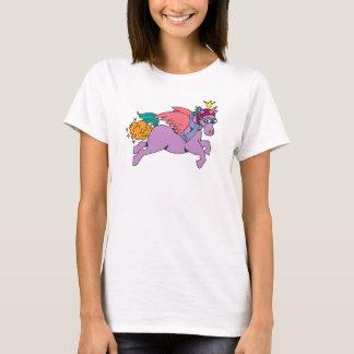 Princesa SparkleFarts T-shirt con el Web site Camiseta