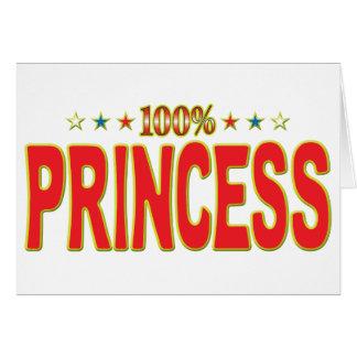 Princesa Star Tag