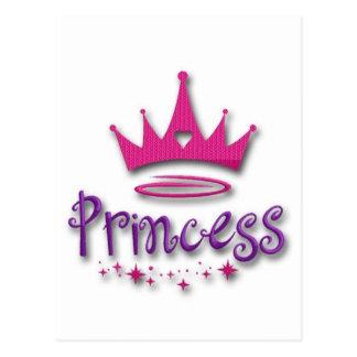 Princesa Tarjeta Postal