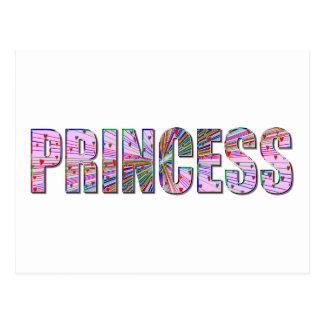 Princesa Tarjetas Postales