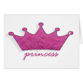 Princesa Tarjetón