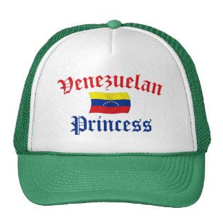Princesa venezolana gorra