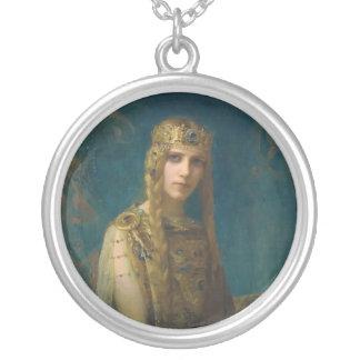 Princesa Wearing una corona Grimpola Personalizada