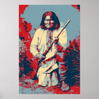 Principal arte pop de Geronimo