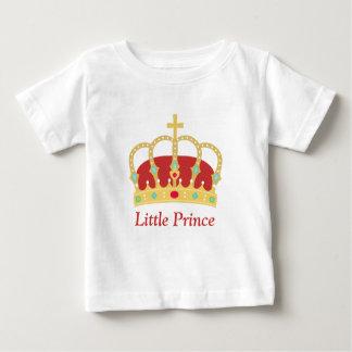 Príncipe elegante Crown con las joyas para los Camiseta