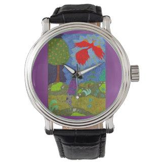 Príncipe Ivan y el Firebird Relojes De Mano