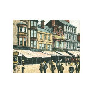 Príncipe Street, 1900) impresiones de la lona de
