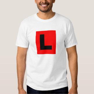 principiante del perdedor camisetas