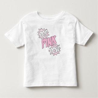 Prisionero de guerra rosado del estallido - camiseta de bebé