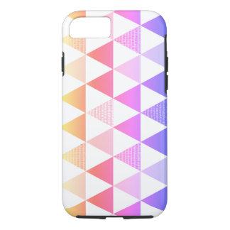 Prisma tribal del arco iris de la flecha funda iPhone 7