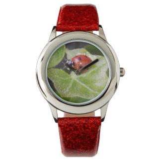 Proa de lady mariquita eWatsch reloj de pulsera