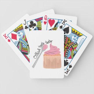 Probador oficial del gusto barajas de cartas
