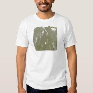 Proceso 1 de la claridad camisetas