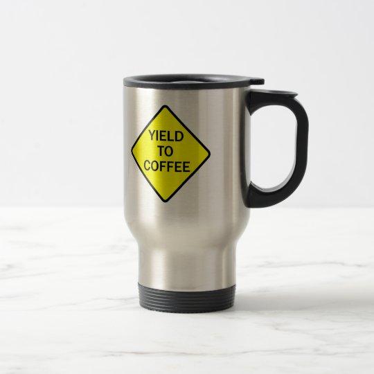 """""""Producción taza del viaje del café"""""""