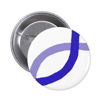 Productos cristianos - azul pin