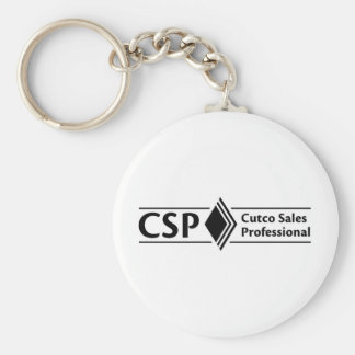 Productos de CSP Llavero Redondo Tipo Chapa