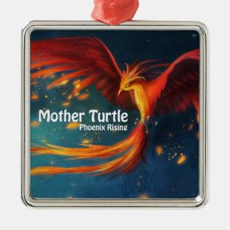Productos de la tortuga de la madre adorno de cerámica