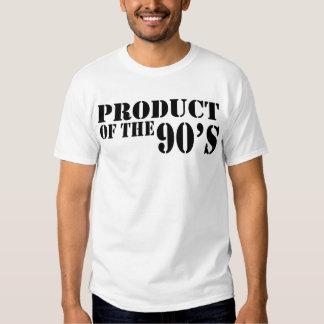 Productos de los años 90 -- Camiseta