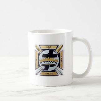 Productos de Templar de los caballeros Taza De Café