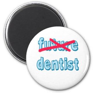 Productos del graduado de la escuela dental imán redondo 5 cm