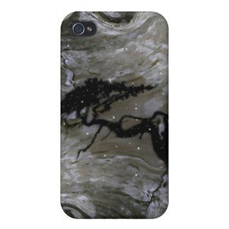 Productos del habitante de cueva iPhone 4 protectores