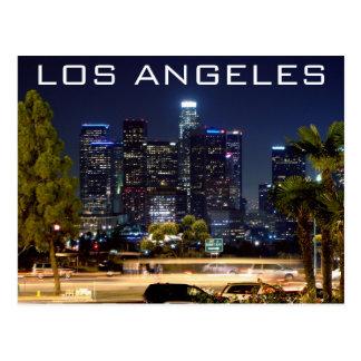 Productos del papel de la noche de Los Ángeles Postal