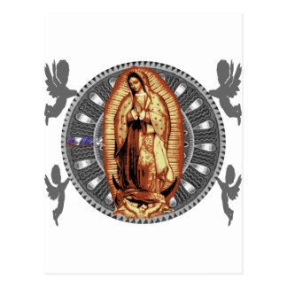 PRODUCTOS DEL PERSONALIZABLE DE VIRGEN DE GUADALUP TARJETA POSTAL