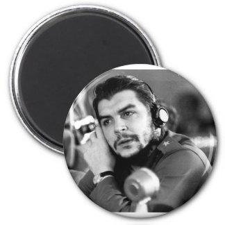 ¡Productos y diseños de Che Guevara! Imán Redondo 5 Cm