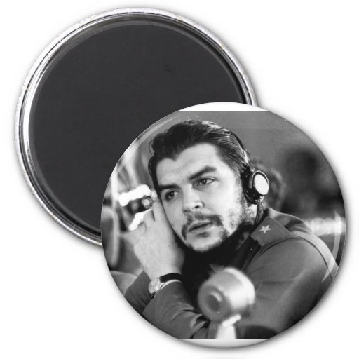 ¡Productos y diseños de Che Guevara! Imán Para Frigorifico