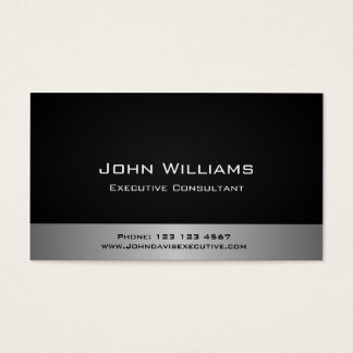 Profesional consultor legal derecho administrador tarjeta de visita