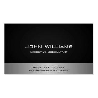 Profesional consultor legal derecho administrador tarjetas de negocios
