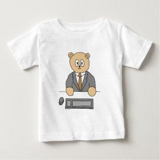Profesional del funcionario camiseta de bebé
